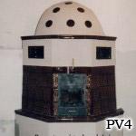 PV4 - Pec teplovzdušná.