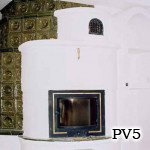 PV5 - Krb + pec veľkých rozmerov.