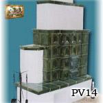 PV14 - Pec sálava