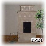PV21 - Pec sálava