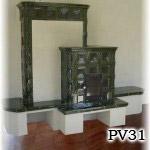 PV31 - Pec sálavá postavená v Čadci
