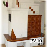 PV40 - Pec sálavá