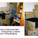 SV40 - Sporak H Marikova samotovy