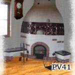 PV41 - Pec z rozprávky v Leviciach