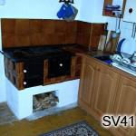 SV41 - Sporak stolovy.