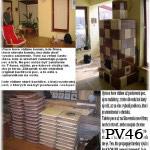 PV46 - Pec originál sálavá stavaná v v Stupave.