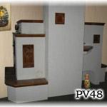 PV48 - Pec sálavá