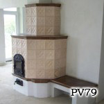 PV79 - Pec vstavaná