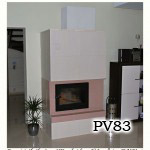 PV83 - Moderna Pec Stavana u p Spirca v Neslusi