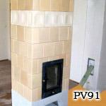 PV91 - Pec vstavana