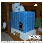 PV92 - Pec stavana u Ing Lubomira Romana