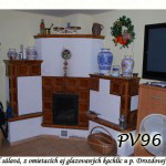 PV96 - Pec original salava