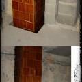 PV115-Pec originál sálavá prechádzajúca cez strop Čadca