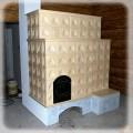 PV152 - Pec originál sálavá, stavaná pri Trnave