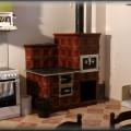 SV60 - Kuchyňský šporák, Louny
