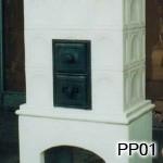 PP1 - Pec prenosná s klasickými ťahmi-sálavé teplo.