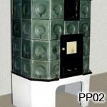PP2 - Pec prenosná teplovzdušná