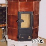 PP5 - Pec sálavá.