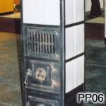 PP6 - Pec sálavá