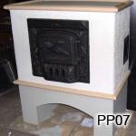PP7 - Pec prenosná sálavá