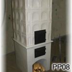 PP8 - Prenosná pec sálavá, na vyhrievanie ťažká cca 400 kg.