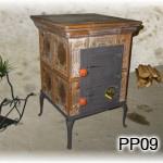PP9 - Pec prenosná malá
