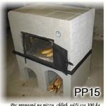 PP15 - Pec Pizza Chlieb