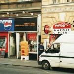 Pobočka v Prahe